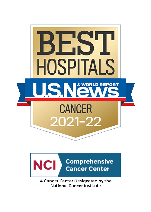 USNews Best Hospitals - Cancer 2019-20