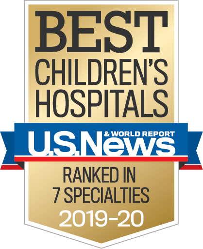 UH Rainbow Babies and Children's Hospital ranked one of the Best Children's Hospitals by U.S. News and World Report