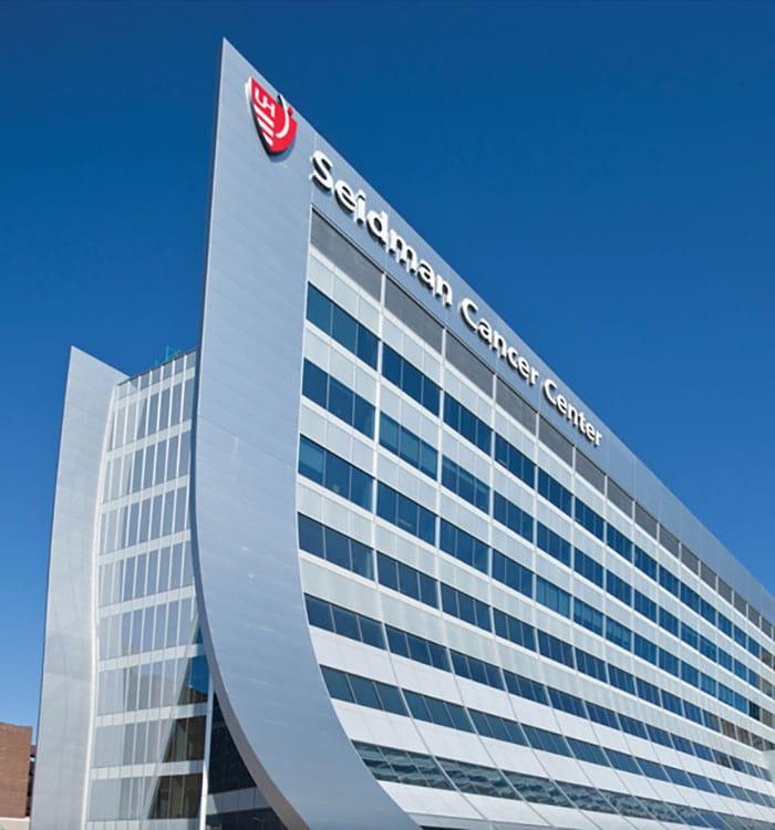 UH Seidman Cancer Center Receives Recognition for Cancer