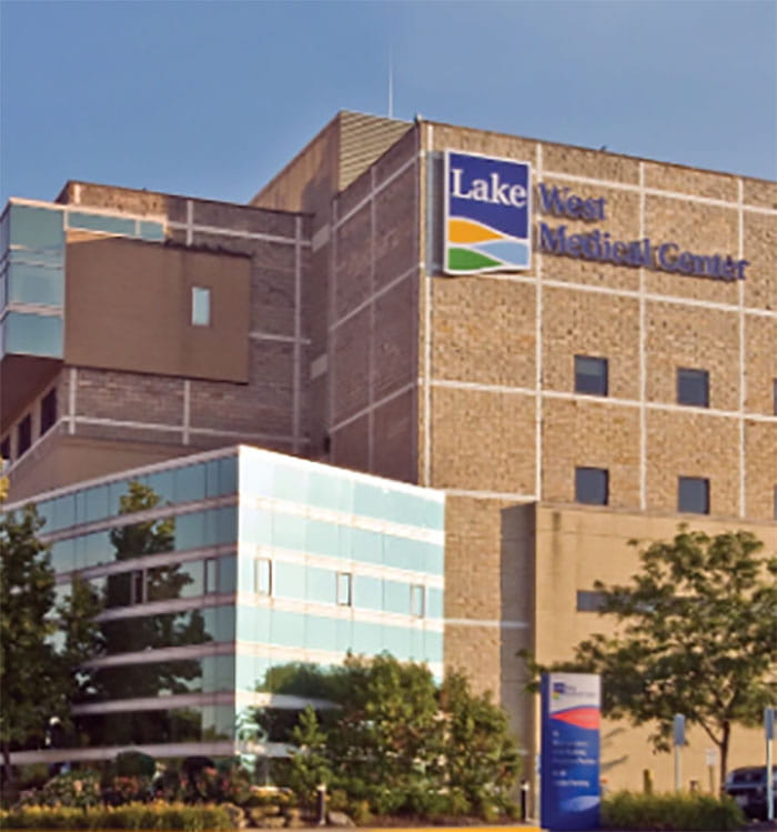 Lake Health Hospital image