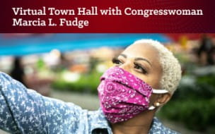 UH Virtual Town Hall With Congresswoman Marcia L. Fudge