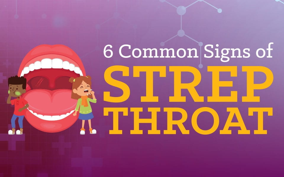 is it strep throat  how to tell