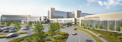 Uh Ahuja Medical Center Expansion