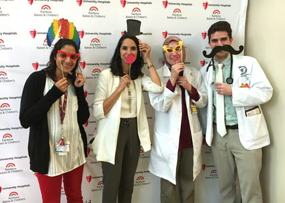 UH Rainbow Pediatric Infectious Disease Fellowship