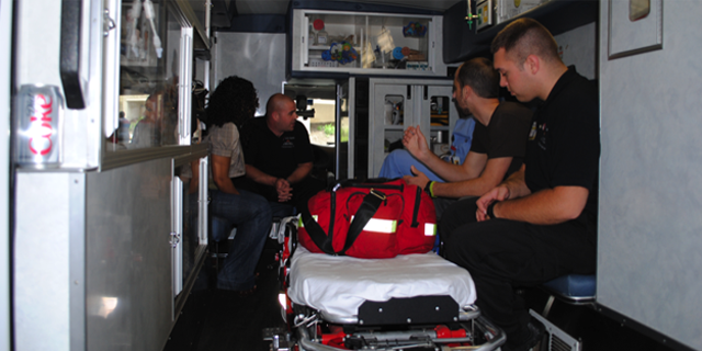 University Hospitals Cleveland Medical Center EMS Training