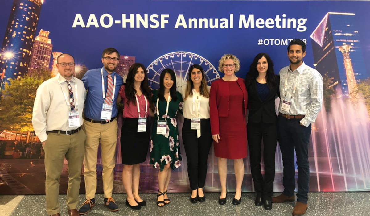 2018 AAO-HNSF Meeting