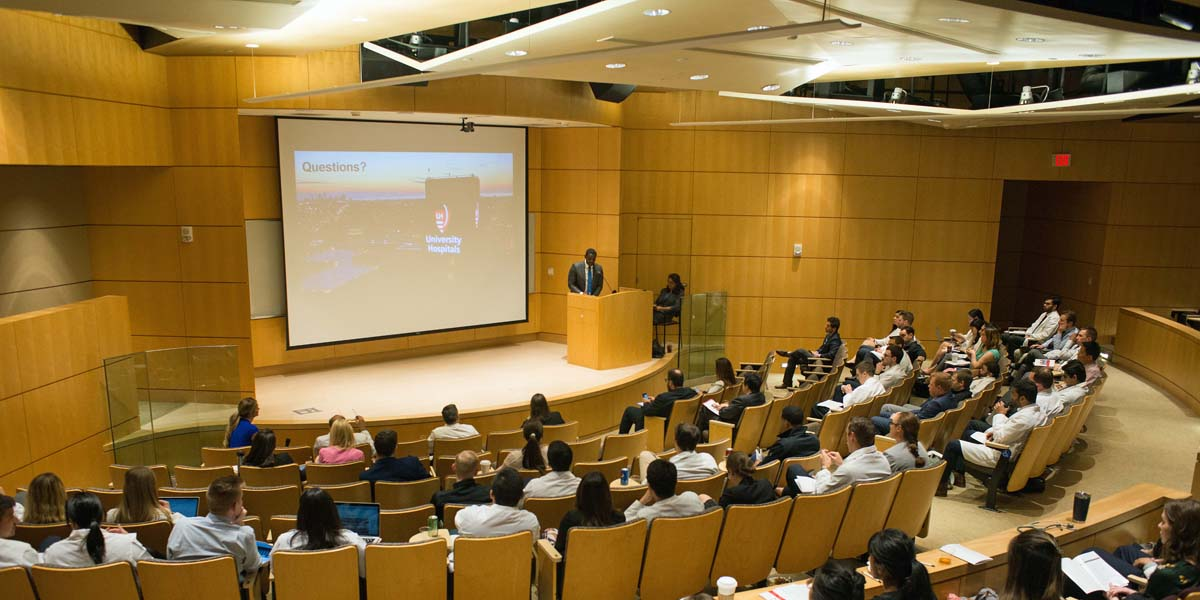Research Day for Surgery Residents in Lecture