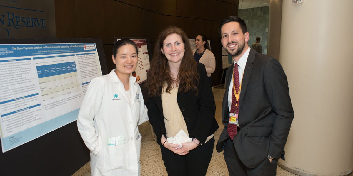 Research Day for Surgery Residents