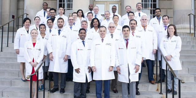 General Surgery Residency Faculty