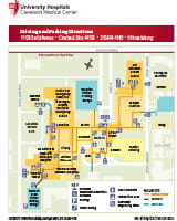 UH campus map
