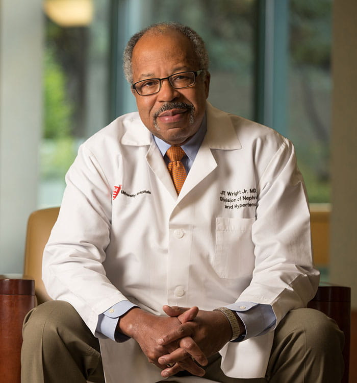 Photo of Jackson T. Wright JR MD PHD