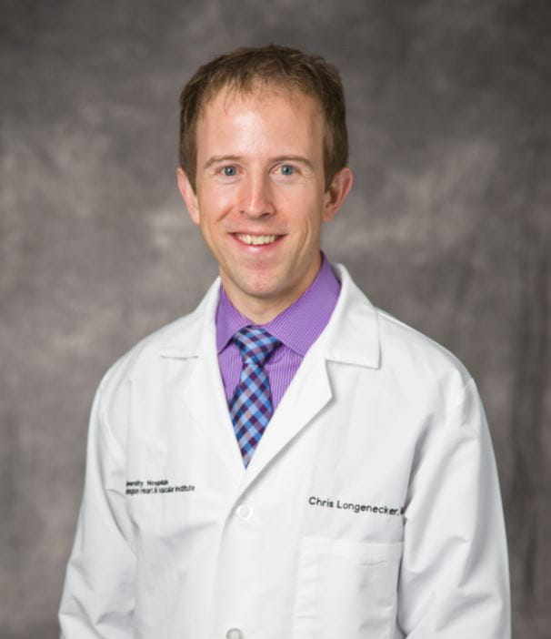 Photo of Chris Longenecker MD