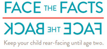 Face the Facts/Face the Back logo
