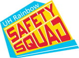 UH Rainbow Safety Squad logo