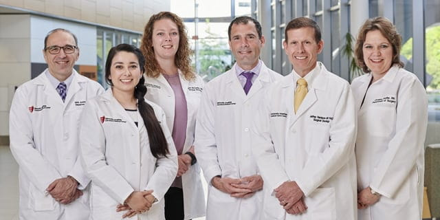 Meet the Pancreatic Cancer Team