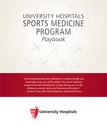 Cover of the Orthopedic Sports Playbook